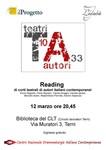 10 teatri per 33 Autori