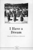"""Frontespizio del testo """"I have a dream"""""""