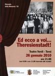 Ed ecco a voi... Theresienstadt